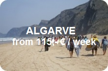 Surfcamps Algarve
