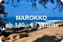 Surfcamps Marokko
