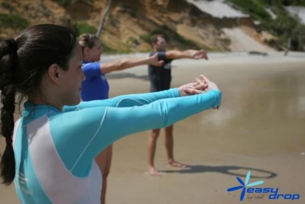 easydrop surfcamp, itacaré