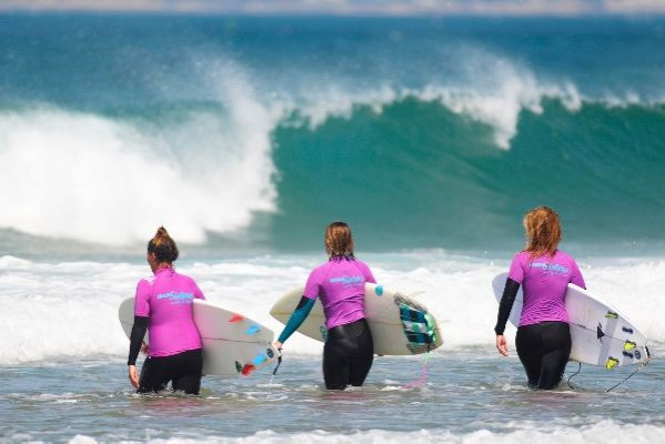 Wavesisters Girls Surf Camp Portugal We Will Make Your Holidays Spectacular