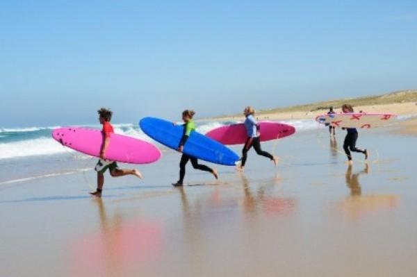 b44b606dfd Planet Surf Camp Vieux Boucau - Learn to Surf with German National ...