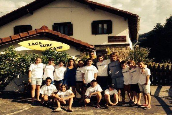 laga surfcamp (bizkaia, spanien) - surfen in spanien