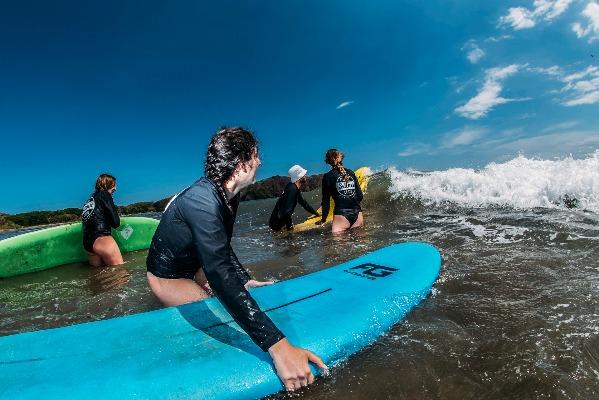 Selina Surf Club Isla Colon Enjoy Surfing In The Panama